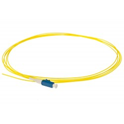 Pigtail optyczny LC/UPC SM 9/125 G652D