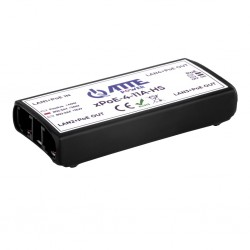 Repeater/Switch 4-portowy PoE xPoE-4-11A-HS