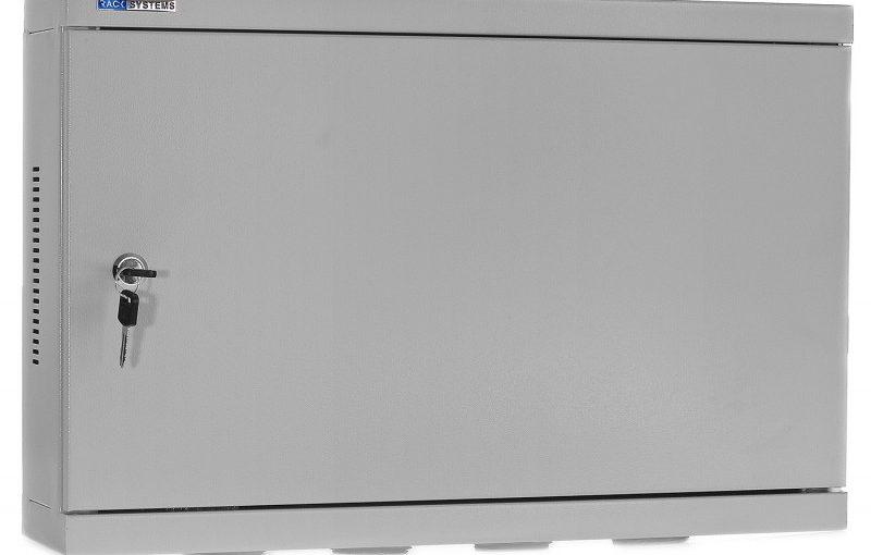 Nowa w ofercie szafa teleinformatyczna pionowego montażu typu rozdzielnica