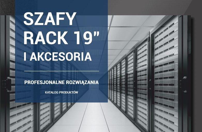 Najnowsze cenniki szaf serwerowych RACK i akcesorów RACK