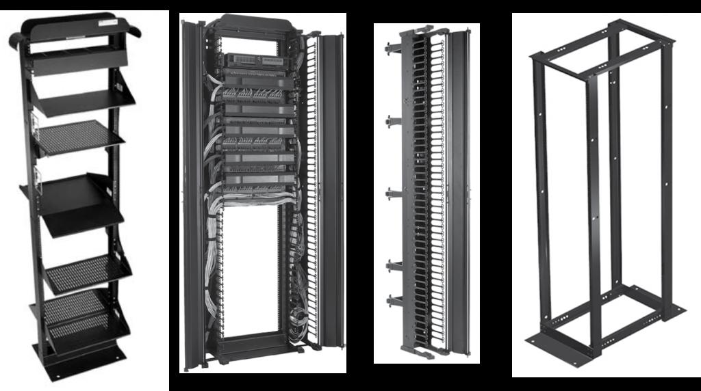 konfiguracja stojak openspace rack