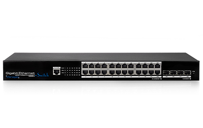 Gigabitowy switch IPOX